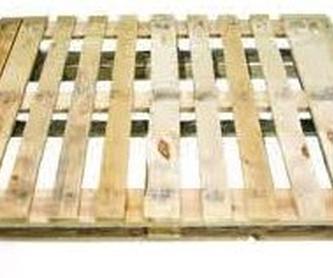 PALET DE 103 X 120 FUERTE: Productos  de Palets Blanca