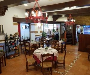 comedor pequeño Restaurante - Hotel de Carretera El Oasis**