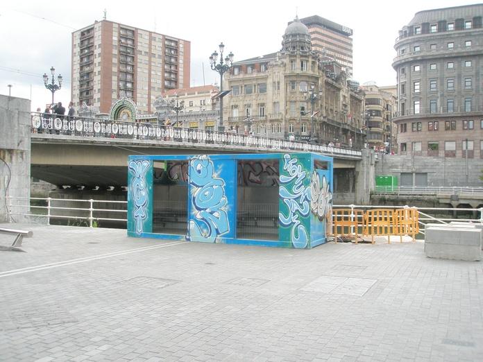Pixatoki 6 m: Productos de Indarlan Obras y Eventos S.L.L.