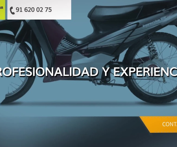 Talleres de motos en Madrid Sierra Norte