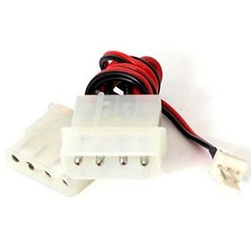 iggual Cable PSU Molex (M)-(H)-(Ventila.) 0.15Mts: Productos y Servicios de Stylepc