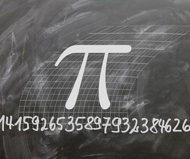 Dos genios elevados a Pi