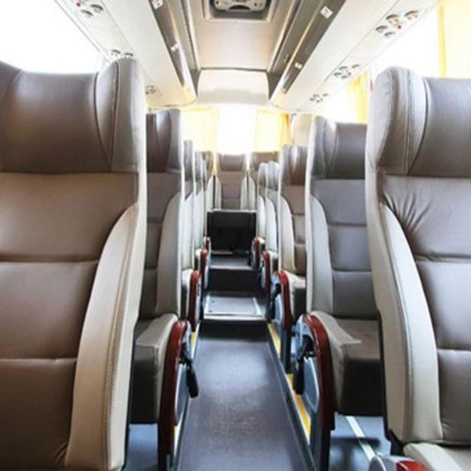 Los beneficios de alquilar un autobús para la boda