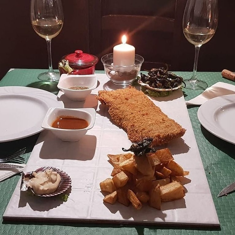 Cachopos: Nuestros platos de La Cantina Sixtina