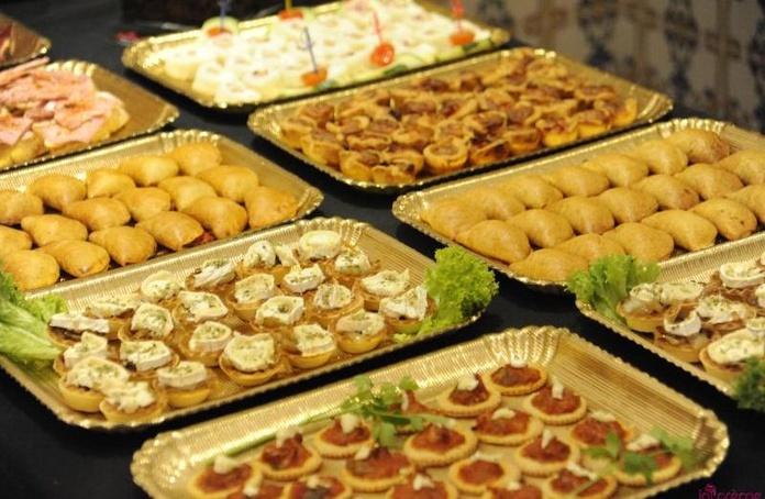 Pack piscolabis: Menus Catering precios de Catering La Crème