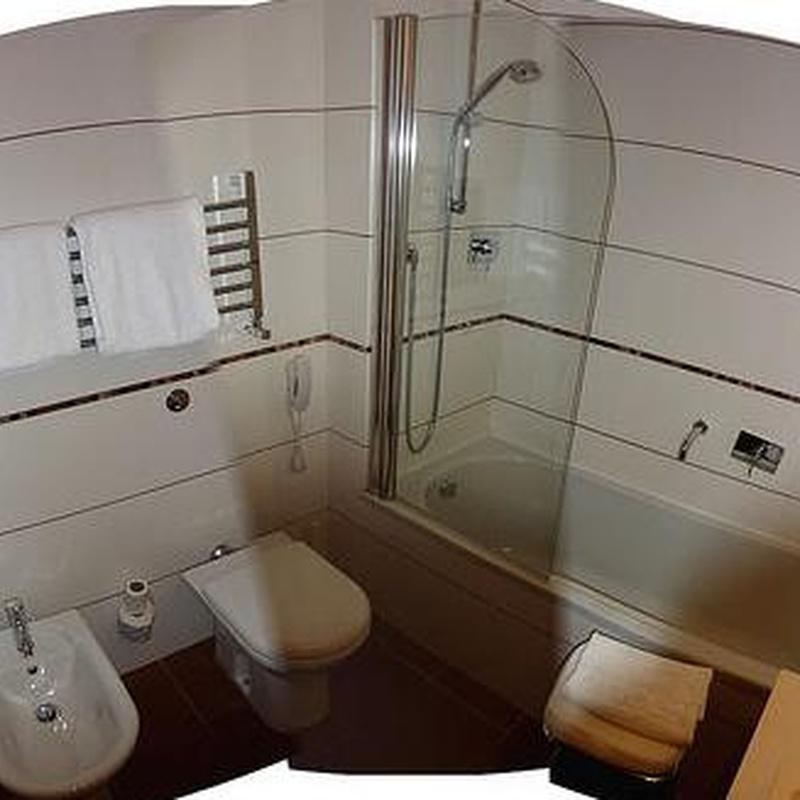 Reformas de baños: Productos y Servicios de Saneamientos del Prado