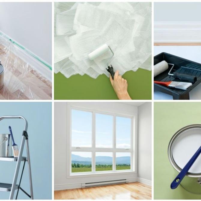 Consejos para pintar tu piso