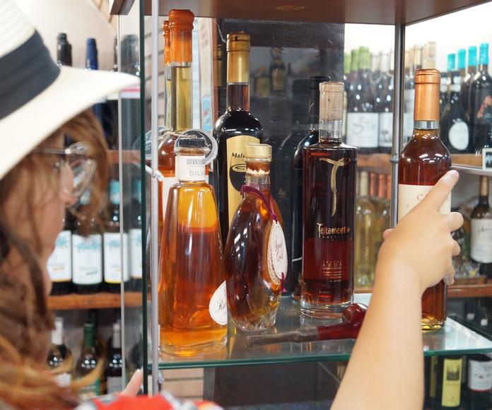 Lo mejor de Canarias en nuestro WineandCheese Bar y Bodega