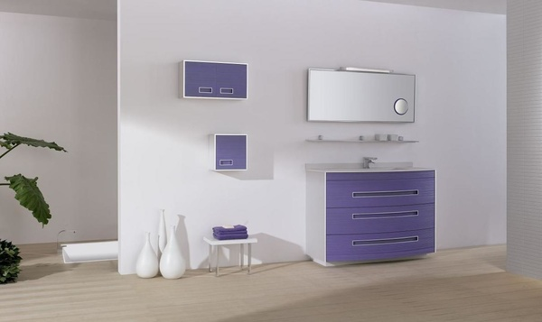 Muebles de baño Fiora Colors Collection