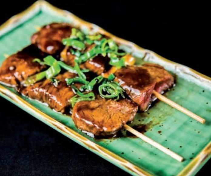 Teppanyaki: Carta de Restaurante Kyoto