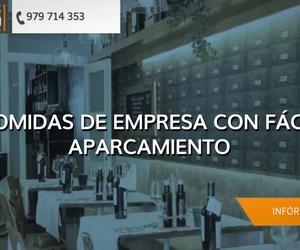 Comidas de empresa en Palencia: La Tapería del 10