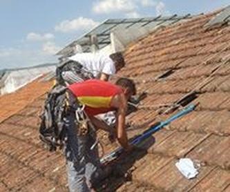 Limpieza y reparación tejados Ourense
