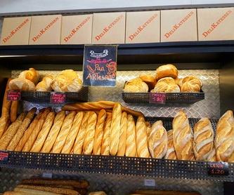 Pan de maíz: Servicios de Delikatessen