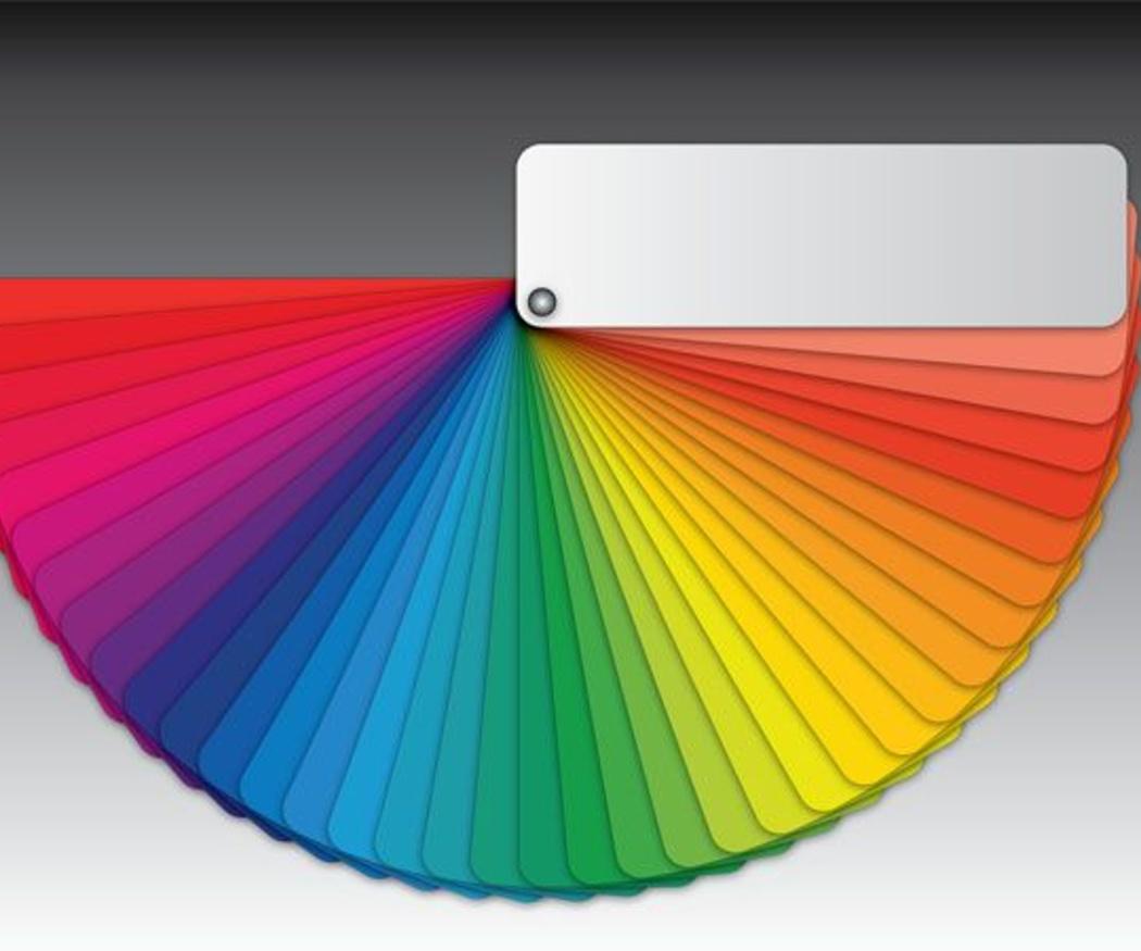 ¿A qué llamamos colores primarios y secundarios?