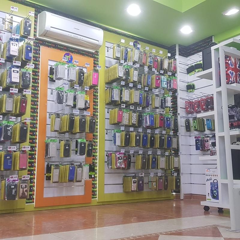 Accesorios: Servicios de Tecnofone