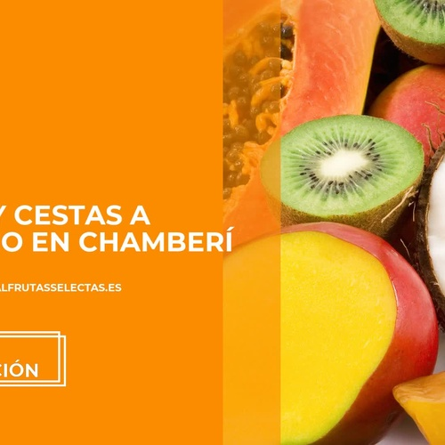 Proveedores de frutas y verduras a restaurantes Moncloa, Argüelles | Madrid Tropical Frutas Selectas