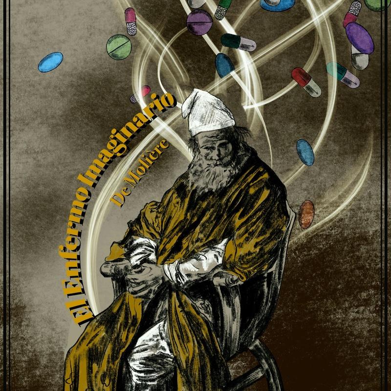 El enfermo imaginario: Cartelera y actividades de Teseo Teatro