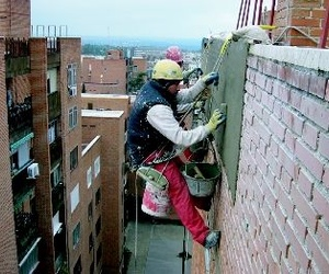 Rehabilitación de edificios en Tetuán, Madrid | Aire