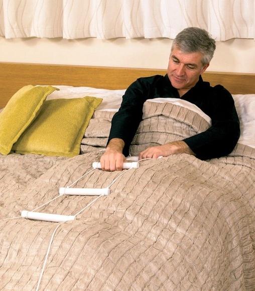 Escalerilla de incorporación para cama