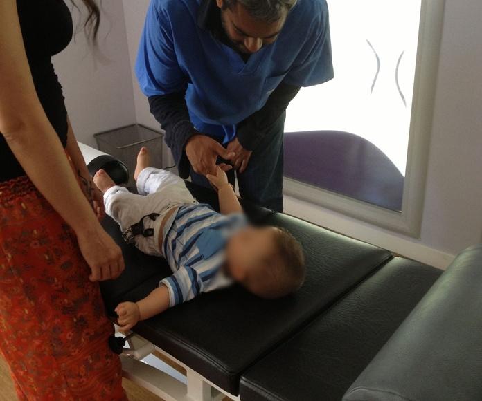 La Quiropráctica y el cuidado de su hijo:  Cuidado quiropráctico  de L'illa Quiropràctica