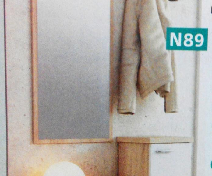 recibidor mod.89: Productos  de Muebles Llueca, S. L.