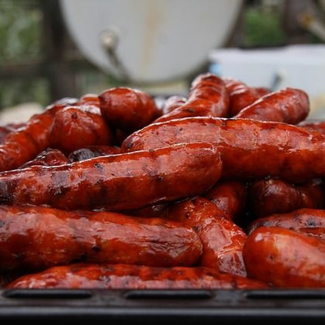 Las ventajas de comer chorizo