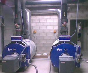 Calefacción industrial Mallorca