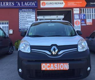 Peugeot Expert 2.0HDI 110CV 7 plazas: Vehículos de ocasión de OCASIÓN A LAGOA
