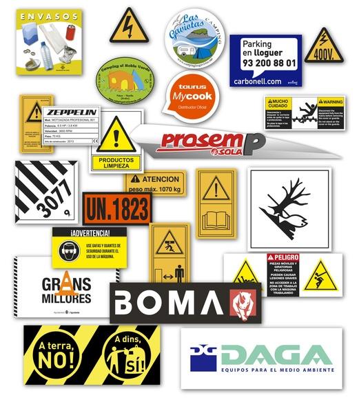 Adhesivos: Productos de ARGA, SL -  Indústries Gràfiques