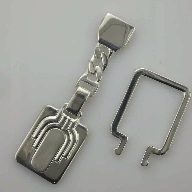 Llavero plata: Catálogo de Ratia Joyería