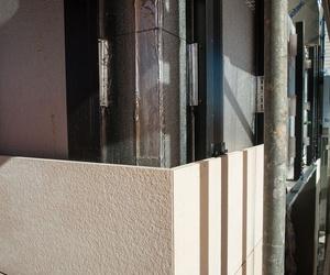 Fachadas ventiladas en Mieres, Asturias