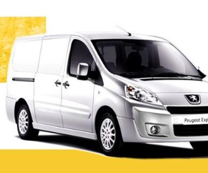 Peugeot Expert: Servicios de Elite Van