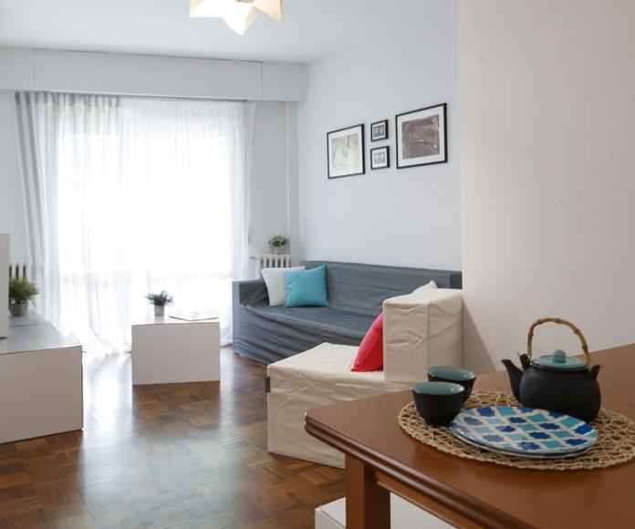 Home staging en López de Hoyos, Madrid