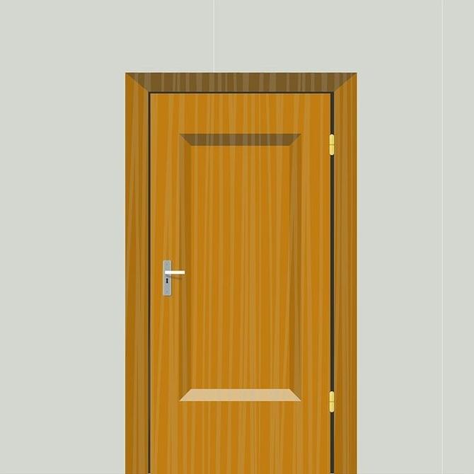 La mejor madera para puertas