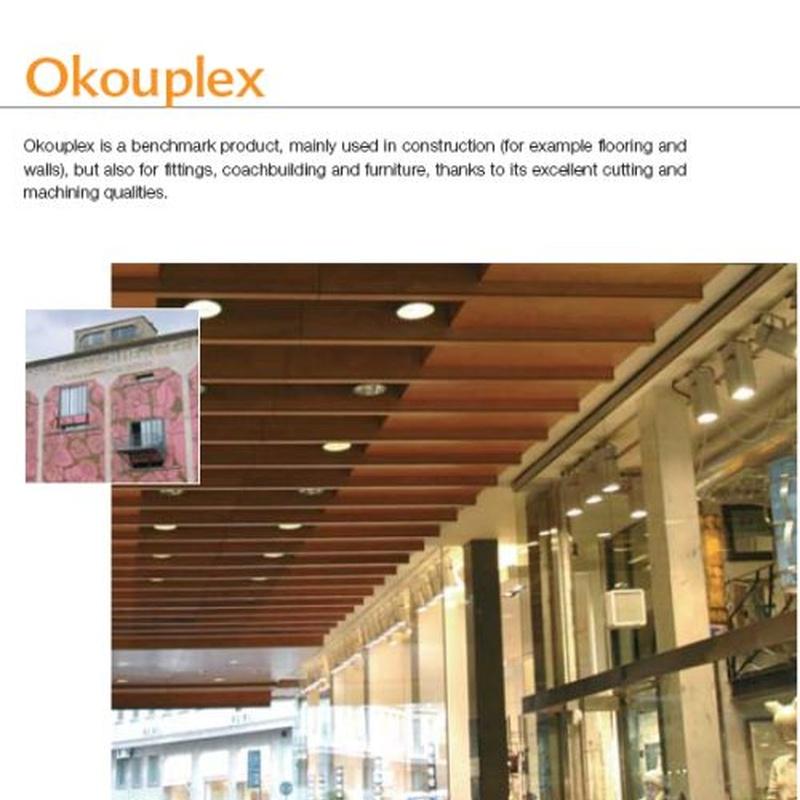 Okuplex: Productos  de Representaciones Ángel López