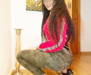 Latina guapa y super enrollada