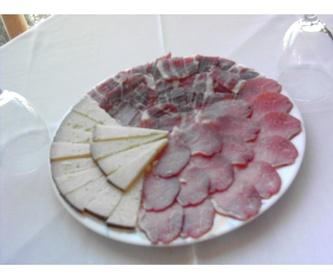 Comedor: Productos de El Rincón de Budia