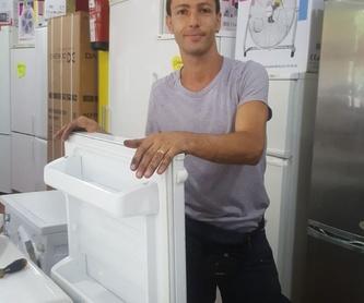 Tienda Avenida Pallaresa: Catálogo de Electrodomésticos Carlos