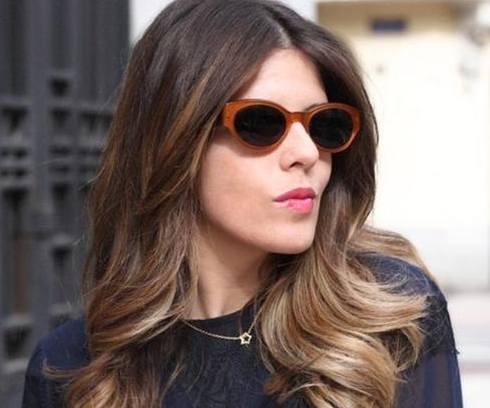 Esther, del blog Mi Armario en Ruinas, confía en Llongueras Mirasierra-Madrid para cuidar su cabello