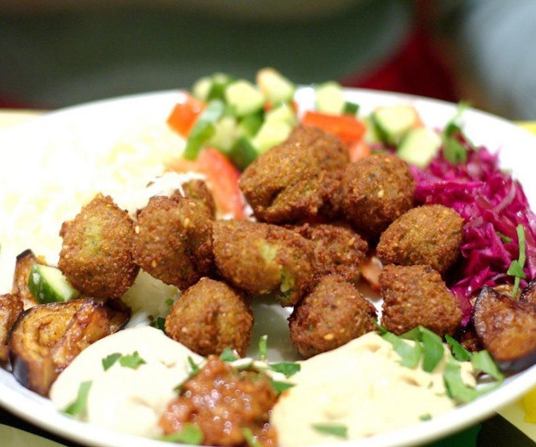 La gastronomía de El Líbano
