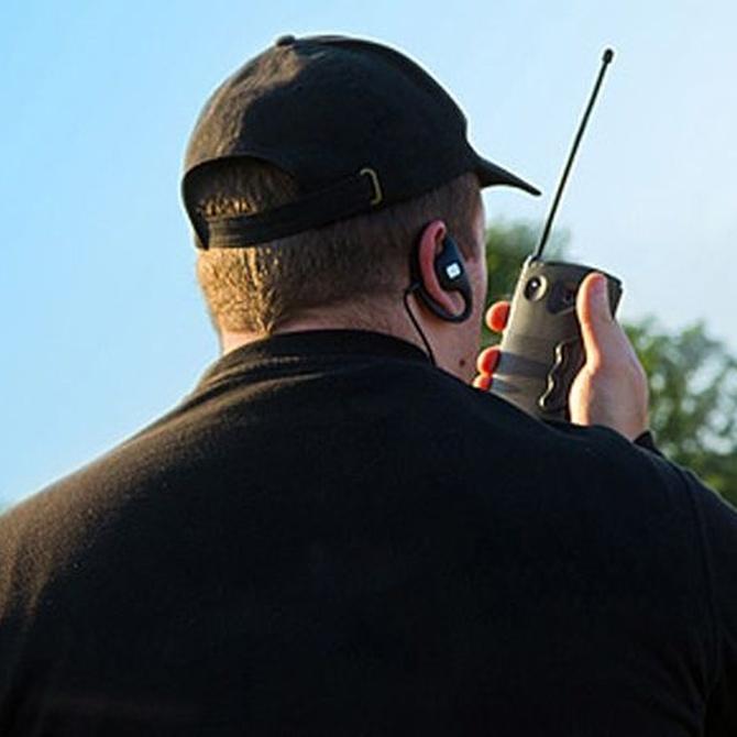 ¿Qué pruebas se necesitan para ser vigilante de seguridad?