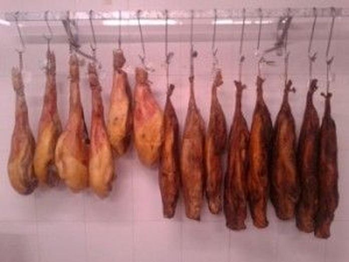 Jamón ibérico: Productos de Carnicería Hijos de Bautista