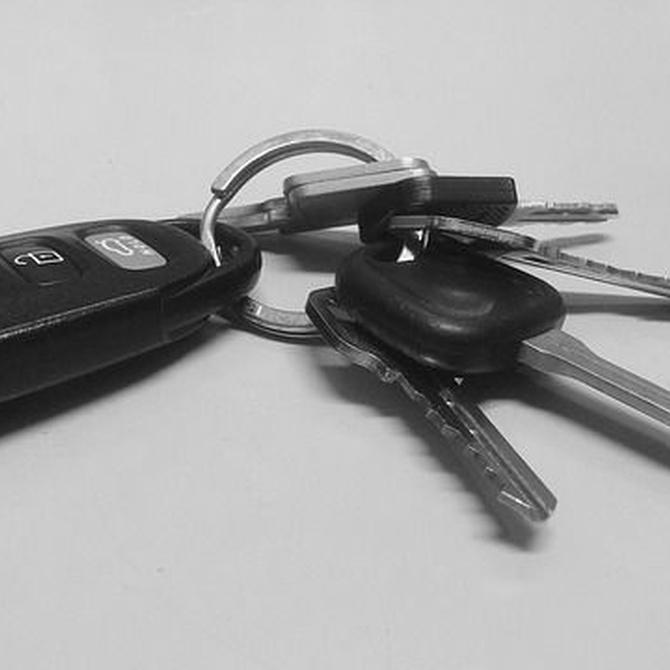 ¿Donde están mis llaves?