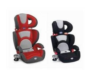 Limpieza de sillas y bebés