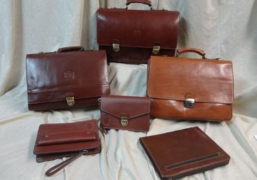 Bolsos y carteras portadocumentos