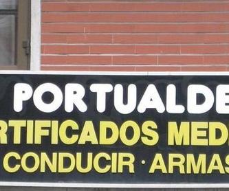 Reconocimiento médico -psicotécnico para seguridad privada: Productos y servicios de Centro Portualde