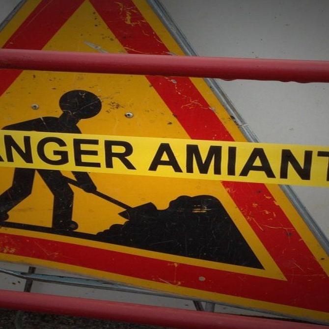 Los peligros del amianto
