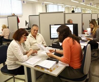 Las declaraciones de renta de menos de 12.000 euros aumentan un 16%