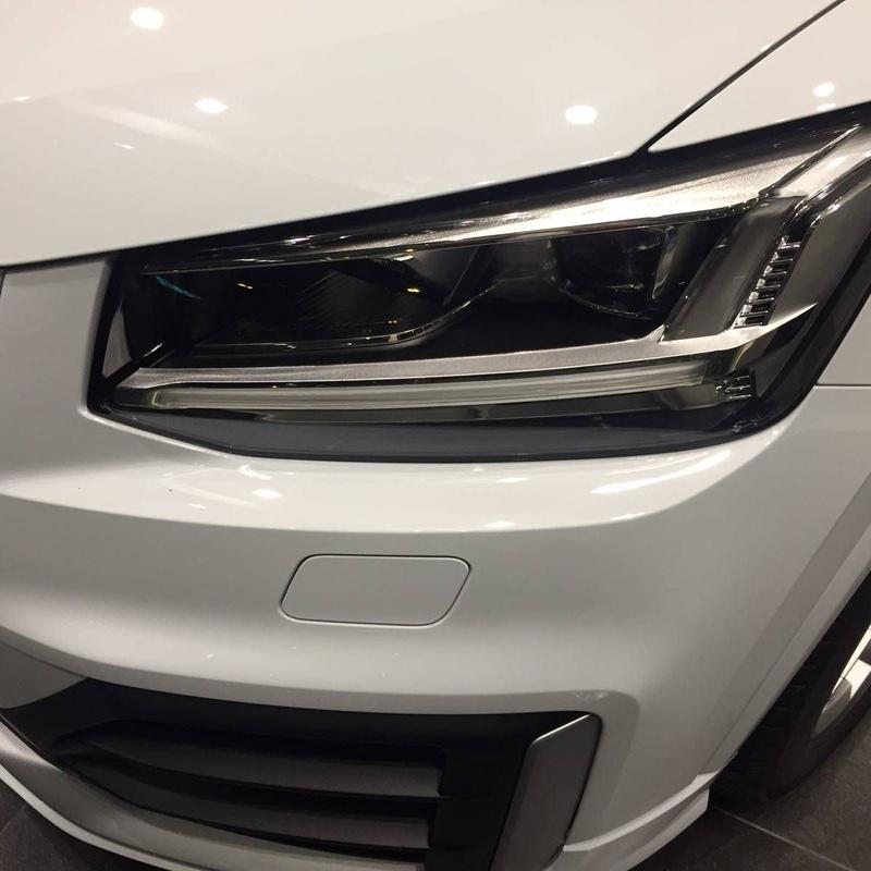 Audi Q2 1.4 TFSI COD Sport Edition S-Tronic: Servicios de Comercial Víctor