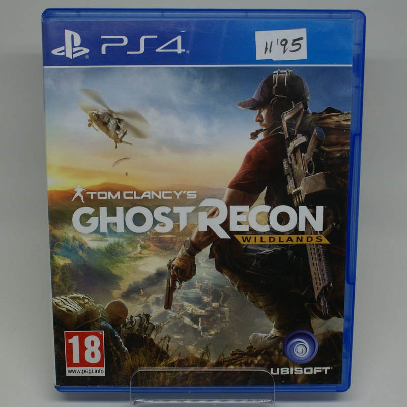 PS4 Ghost Recon: Wildlands (Sin DLC): Compra y Venta de Ocasiones La Moneta